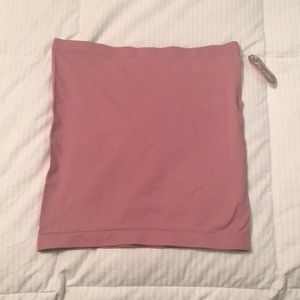 Other - NWT strapless underneath tank